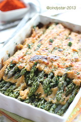 asparagi all'ungherese-hungarian asparagus (cindystarblog) Tags: vegetables cheese hungary worldwide spices appetizers paprika spezie verdure antipasti ungheria formaggi asparagi contorni abbecedario whb piattiunici