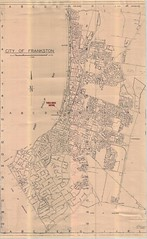 City of Frankston map, year unknown (Frankston City Libraries) Tags: baxter seaford frankston mteliza frankstonsouth frankstonnoth