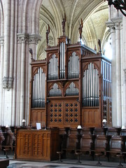 Troyes, Cathdrale, organ (pierremarteau6) Tags: troyes cathdrale organ orgel orgue aube champagneardenne