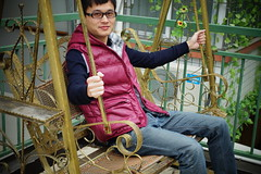 DSC03743 (Edward.Fan) Tags: life china trip travel school friends people student friend tour classmate live study xiamen
