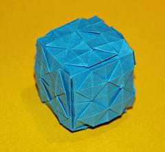 Tessellation cube (mganans) Tags: tessellation squaretwist