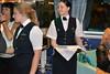 Équipage très souriant ! A bord du MS CYRANO DE BERGERAC - Croisieurope - Bordeaux - 16 mai 2013