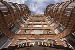Florin Court (D A Scott) Tags: london architecture canon court angle wide 1022 poirot florin
