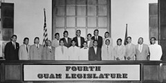 The 4th Guam Legislature, 1957