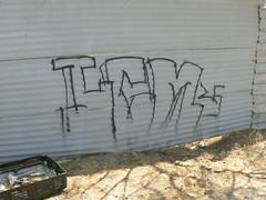 LAS CAUTRO MILAS (northwestgangs) Tags: arizona phoenix graffiti 21st 18thstreet southside westside 13 eastside gangs 31st 20th 32nd wsp abandonedhouses wbp doblegang