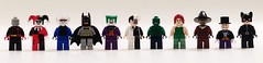 Photostream Banner (Julius No) Tags: new flickr lego banner batman joker catwoman twoface