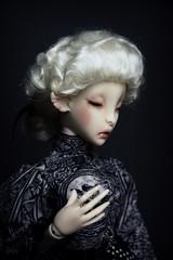 Ombre (NimrodMasquerade) Tags: ombre lillycat cerisedolls