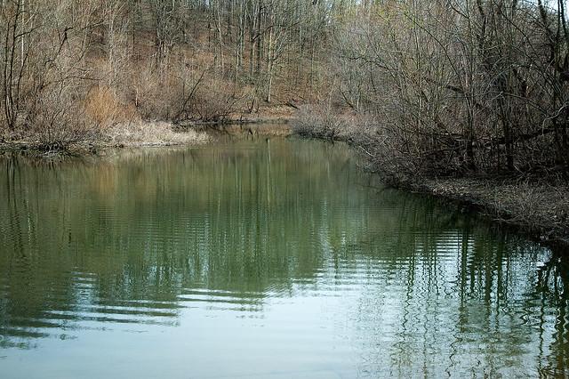 Lake Monroe - Crooked Creek State Recreation Area - April 2013