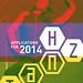 Bewerbung am HZT für das Jahr 2014