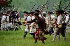 Revolution_123 (Sharp Perspective Photography) Tags: history colonial british reenactment colony musket firelock