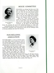 House Committee and Pan-Hellenic Association (Hunter College Archives) Tags: students club 1936 photography yearbook clubs hunter activities huntercollege studentorganizations panhellenic organizations housecommittee studentactivities studentclubs panhellenicassociation wistarion studentlifestyles thewistarion