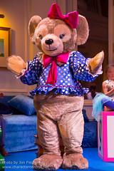 ShellieMay, The Disney Bear