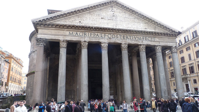 1081 The Pantheon - exterior