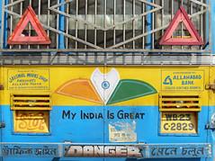 My India is Great - Kolkata Bus (themanwithsalthair) Tags: india bus kolkata calcutta