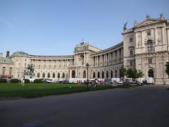 Hofburg Palace Neue Burg section