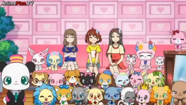 The world 39 s best photos of jewelpet and sapphire flickr hive mind - Jewelpet prase ...