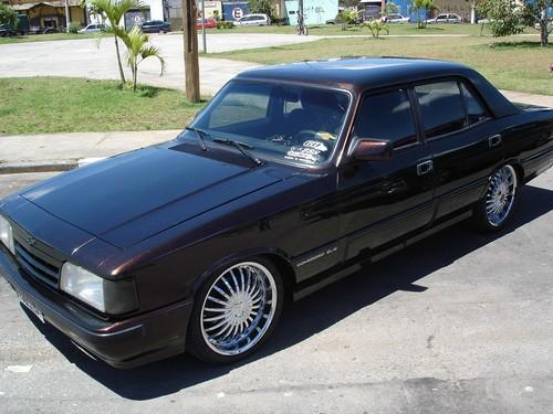 Opala Diplomata 91 turbo