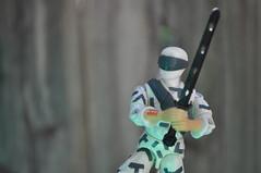 Weapon Of Choice (skipthefrogman) Tags: vintage real fun toy eyes snake joe american hero custom gi skipthefrogman