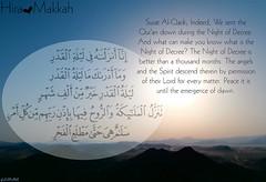 Qαdr ❤ (gLySuNfLoWeR) Tags: mountain muslim islam holy allah quran makkah hira qadr hiranur