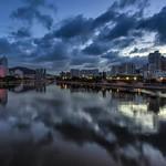 如上以下 As above, so below / 香港沙田城門河 之寧 Hong Kong Shatin Shing Mun River Serenity (HDR Timelapse) / SML.20130807.6D.25087-SML.20130807.6D.25677-HDR-PPTM-TL thumbnail
