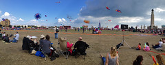 Southsea Kite Festival 2013 (Jainbow) Tags: kite festival cafe pano kites pavilion common southsea jainbow