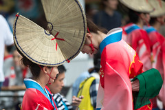 Super Yosakoi 2013 (JIMERU) Tags: street festival japan photoshop tokyo dance nikon flickr shibuya hats august super adobe peoplespark matsuri yosakoi d800 lightroom clapper 2013 jimelski