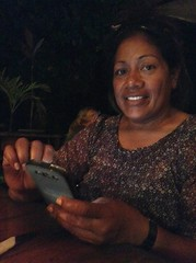 Aunofo Havea founder of the Tongan Voyaging Society - Kalauni O Tonga (rona.h) Tags: email september tonga vavau ronah 2013 neiafu hinemoana aunofo tonganvoyagingsociety kalauniotonga