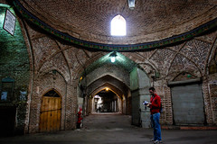 Directions (rovinglight) Tags: iran market unesco covered directions bazaar tabriz lpcrossroads