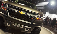 2014 Chevrolet Colorado ZR2 Concept (Kyle.Korth) Tags: auto show road chevrolet up truck colorado gm offroad general north pickup off motors international chevy american concept pick naias 2014 midsize 2015 zr2
