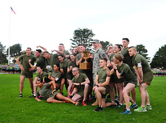 Commander's Cup Feb. 4, 2015 (Presidio of Monterey: DLIFLC & USAG) Tags: california usmc army monterey pom unitedstates exercise military navy competition marines airforce fitness presidio dli physical soldierfield linguist defenselanguageinstitute dliflc commanderscup stevenshepard
