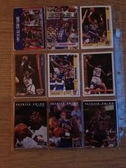 Patrick Ewing NBA cards (kristinn.helgi) Tags: cards patrick nba ewing