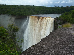 Kaieteur Falls From the Path