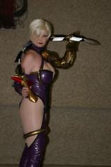 1466 - Sakuracon 2006 (Photography by J Krolak) Tags: costume cosplay ivy masquerade soulcalibur sakuracon sakuracon2006 ivyvalentine