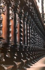 Antwerpen, Pauluskerk, stalls (groenling) Tags: wood belgium stpauls belgi carving be antwerp antwerpen stalls hout woodcarving flanders vlaanderen choirstalls pauluskerk houtsnijwerk koorbanken sintpauluskerk snijwerk koorgestoelte