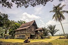 Traditional House (wan azizi ws) Tags: oldhouse pahang pekan sungaipahang chenor