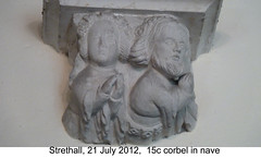 2012 Jul 21 Strethall corbel 3-1 (dalevreed) Tags: england2012