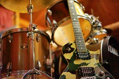 A jam session (Generation A) Tags: music drums guitar sony band a7r ilce7r