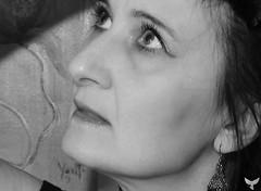 """Yara - """"Awe"""" (braunpanther - golden colibry photo) Tags: portrait art artist painter yarapirk"""