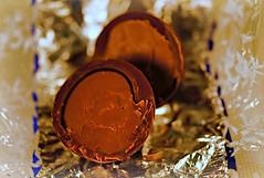 Lindt Truffle . . (JLS Photography - Alaska) Tags: macro texture closeup candy sweet chocolate closeups truffle macroshot truffles confection lindttruffles macromondays jlsphotographyalaska