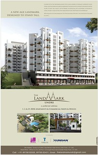 The Landmark 1 BHK 2 BHK 2.5 BHK Flats at Undri  Pune (20-02-2015)