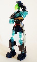 Kalla (Gringat) Tags: water lego witch tribal technic doctor rpg oc bionicle healer ccbs