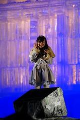 2015.02.08 Sapporo (1665) (Kotatsu Neko 808) Tags: japan sapporo hokkaido    snowfestival jpop yukimatsuri girlband 2015  sel1670z sel1670