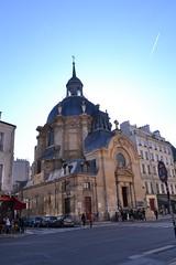 Temple protestant du Marais (Jeanne Menjoulet) Tags: paris temple protestant marais françoismansart michelvilledo church église couvent jeannedechantal protestantisme
