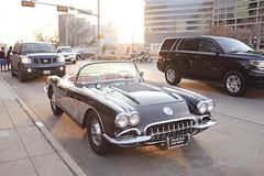 Downtown Dallas 2.21.15 (svllcn) Tags: new dallas fuji year chinese corvette lightroom x100s