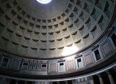 The Pantheon, Dome