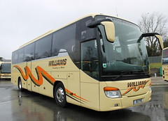 B10 PRE (welsh coach) Tags: west by wales yard for this coach williams sale sold south cymru here been east pre u owned hd their gt brecon now seen has mid coaches powys setra b10 s415