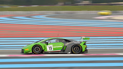 Grasser Racing Team Lamborghini Huracan (Y7Photograφ) Tags: test paul nikon track series endurance circuit ricard gt3 2015 castellet d3200 blancpain
