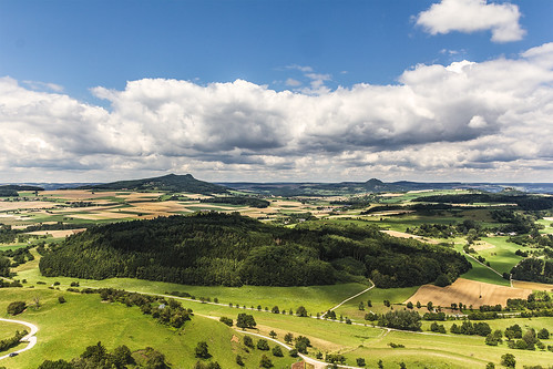 sommer im hegau by verlassdiestadt, on Flickr
