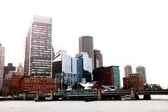Wharf Skyline (Alexander Tran   atranphoto.com) Tags: winter boston skyline ma harbor massachusetts front wharf mass vsco atran atranphoto vscofilm x100s