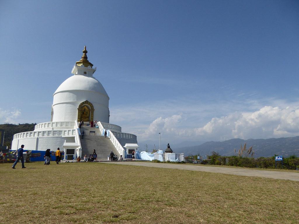 Peace Pagoda Pokahara